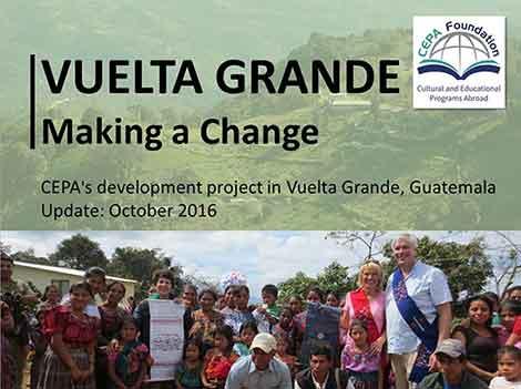 Guatemala Update Fall 2016