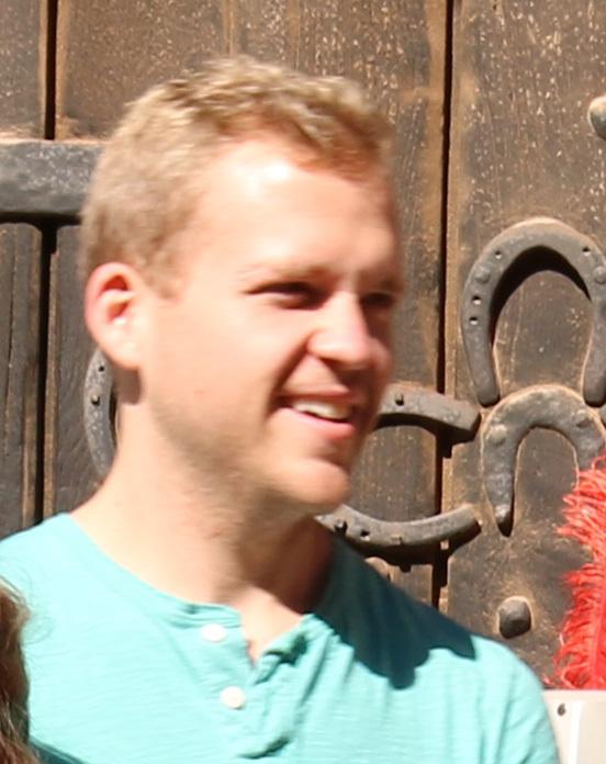 Matthew Griffith Student Ambassador