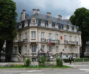 U.S. Consulate General Strasbourg (FRANCE)