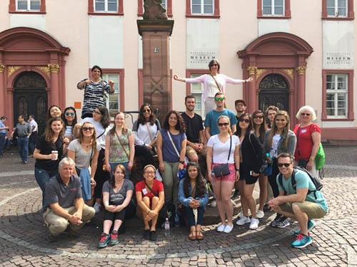 ESC summer students