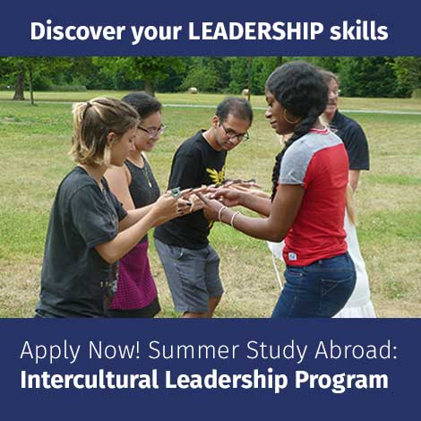 Intercultural Leadership Summer Program
