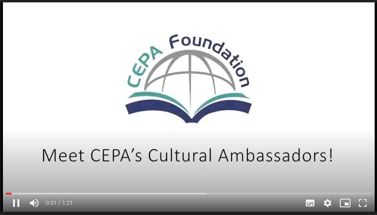 Meet CEPA Ambassadors